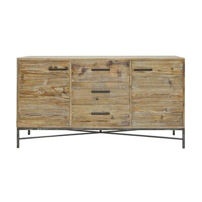 Angora 3 Drawer Dresser