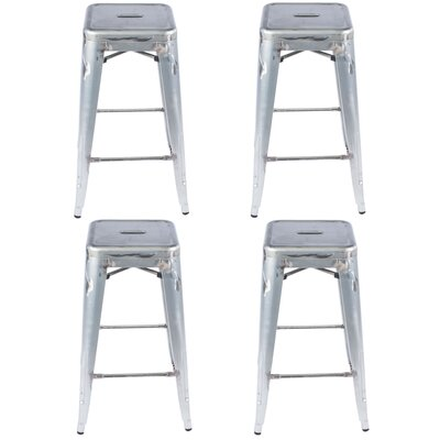 Kentworth 26 Bar Stool Set Of: Set of 4