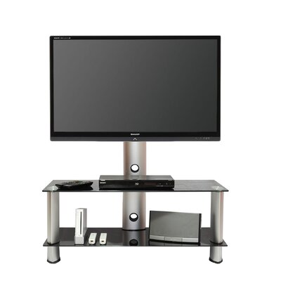 Below Fixed Floor Stand Mount for 60 Screens