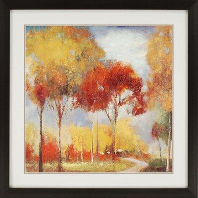 Odyssey Framed Painting Print