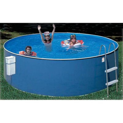 """Heritage Pools Round 36"""" Deep Complete Pool Package - Size: 15' W at Sears.com"""