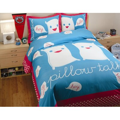 Pillow Talk Duvet Cover Collection