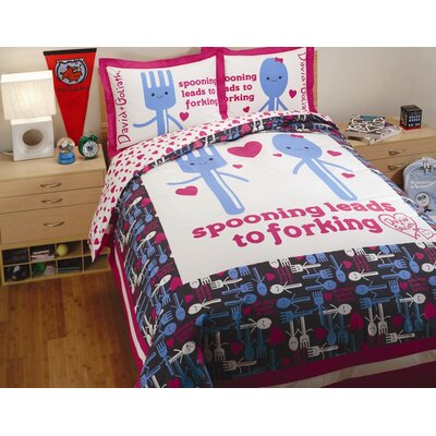 Spooning Duvet Cover Collection