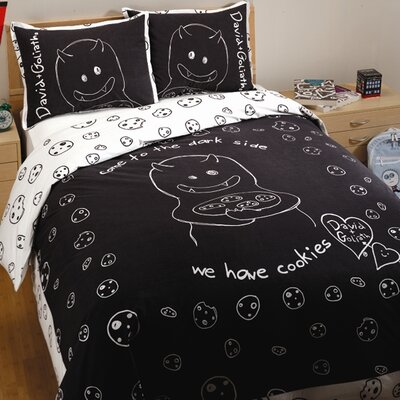 Cookies Bedding Collection in Black and White