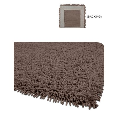 Echo Brown Area Rug Rug Size: 3 x 5