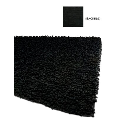 Echo Black Area Rug Rug Size: Rectangle 3 x 5