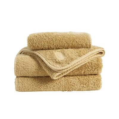 Royal Turkish Hand Towel Color: Sandstone