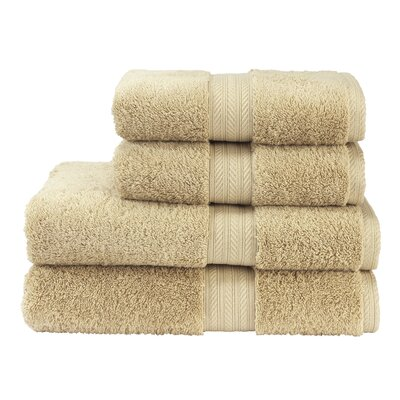 Renaissance Bath Towel Color: Driftwood