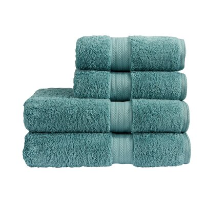 Blake Hand Towel Color: Marina