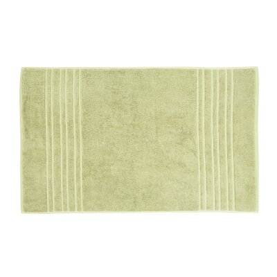 Renaissance Bath Mat Color: Green Fern