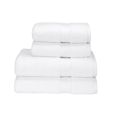 Barrett Hygro US Bath Sheet Color: White
