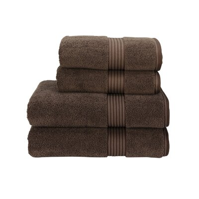 Barrett Hygro US Bath Sheet Color: Cocoa