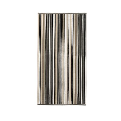 Barcode Bath Towel Color: Neutral