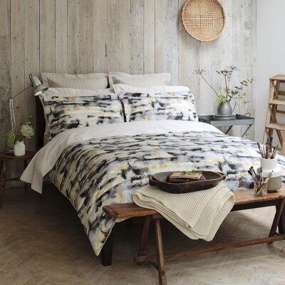 Watercolour Duvet Cover Size: King
