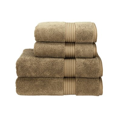 Barrett Hygro US Hand Towel Color: Mocha