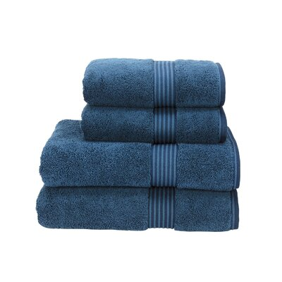 Barrett Hygro US Hand Towel Color: Petrol