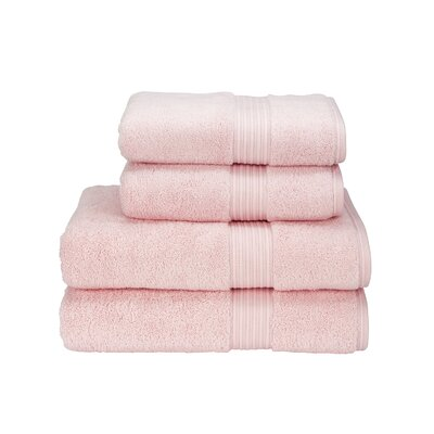 Barrett Hygro US Hand Towel Color: Pink