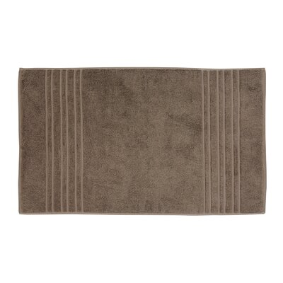 Renaissance Bath Mat Color: Mink