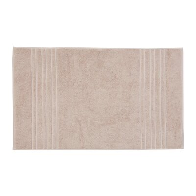 Renaissance Bath Mat Color: Pale Rose