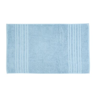 Renaissance Bath Mat Color: Soft Chambray