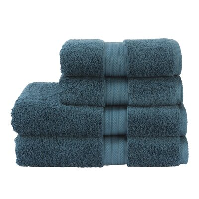 Blake Wash Cloth Color: Pacific Blue