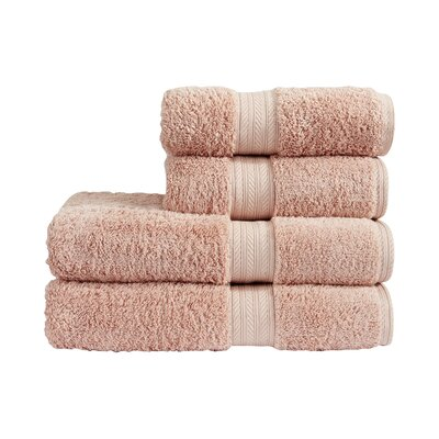 Blake Wash Cloth Color: Peony