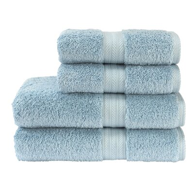 Classic Renaissance Wash Cloth Color: Soft Chambray