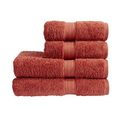Renaissance Bath Towel Color: Spice