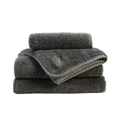 Royal Turkish Hand Towel Color: Flint