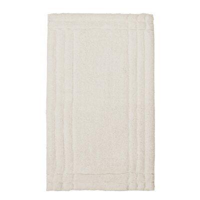 Eugene Bath Mat Size: Large, Color: Almond