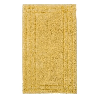 Eugene Bath Mat Size: Medium, Color: Honey