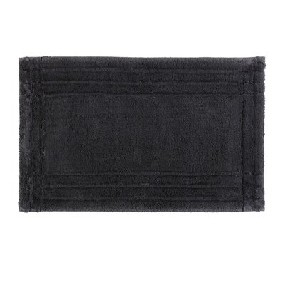 Eugene Bath Mat Size: Large, Color: Ash Grey