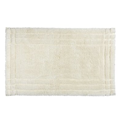 Eugene Bath Mat Size: Medium, Color: Parchment