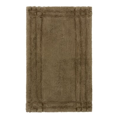 Eugene Bath Mat Size: Medium, Color: Mocha