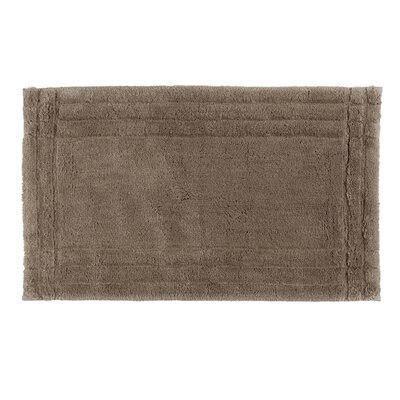 Eugene Bath Mat Size: Medium, Color: Mink