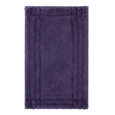 Eugene Bath Mat Size: Medium, Color: Thistle