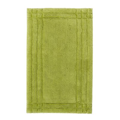 Eugene Bath Mat Size: Medium, Color: Green Tea