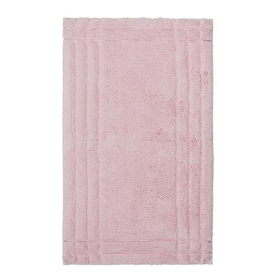 Eugene Bath Mat Size: Large, Color: Pink