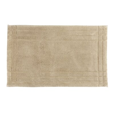 Eugene Bath Mat Size: Medium, Color: Driftwood