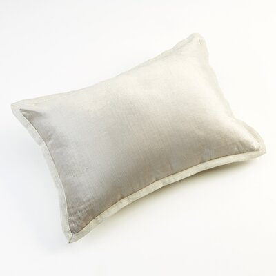 Horizon Throw Pillow Color: Oyster