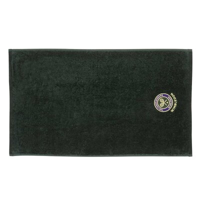 Wimbledon Hand Towel Color: Green