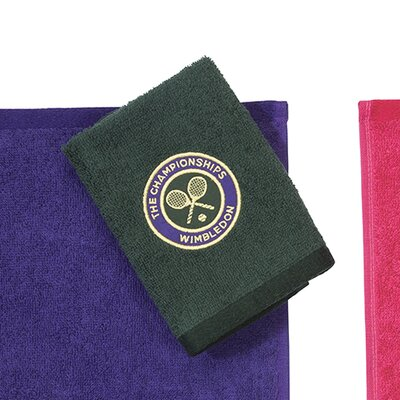 Wimbledon Wash Cloth Color: Green