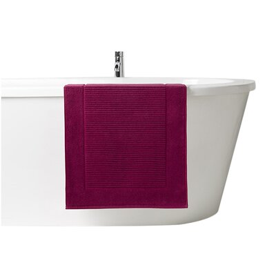 Supreme Hygro Bath Mat Color: Raspberry