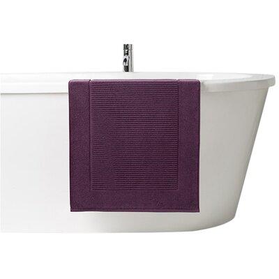 Supreme Hygro Bath Mat Color: Plum