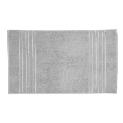 Renaissance Bath Mat Color: Dove Grey