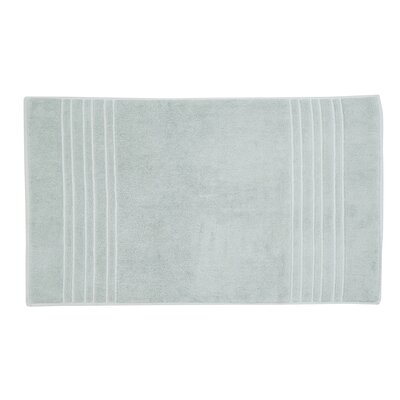 Renaissance Bath Mat Color: Eggshell Blue