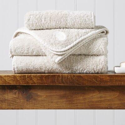 Turkish Cotton 5 Piece Towel Set Color: Limewash