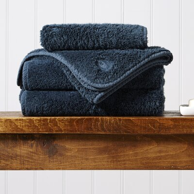 Royal Turkish 5 Piece Towel Set Color: Indian Ink