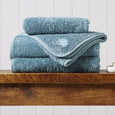 Royal Turkish 5 Piece Towel Set Color: Seascape