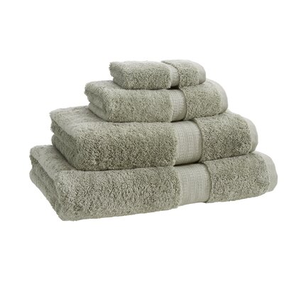 Bath Towel Color: Fern